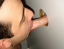Gay Cock Sucker